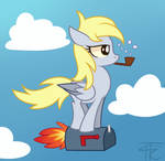 Air Mail by wildberry-poptart