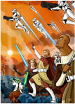 The Great Clone Wars (part 1)