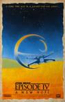 Star Wars Episode IV A New Hope Poster