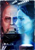 Vader's Memories by DanieleRedRossini