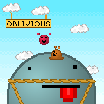 Oblivious -- Project Sky World by seapuppy