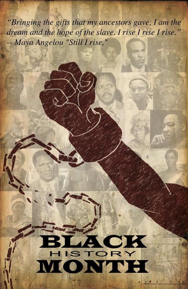 Black History Month Poster by Bastet-Entertainment on DeviantArt