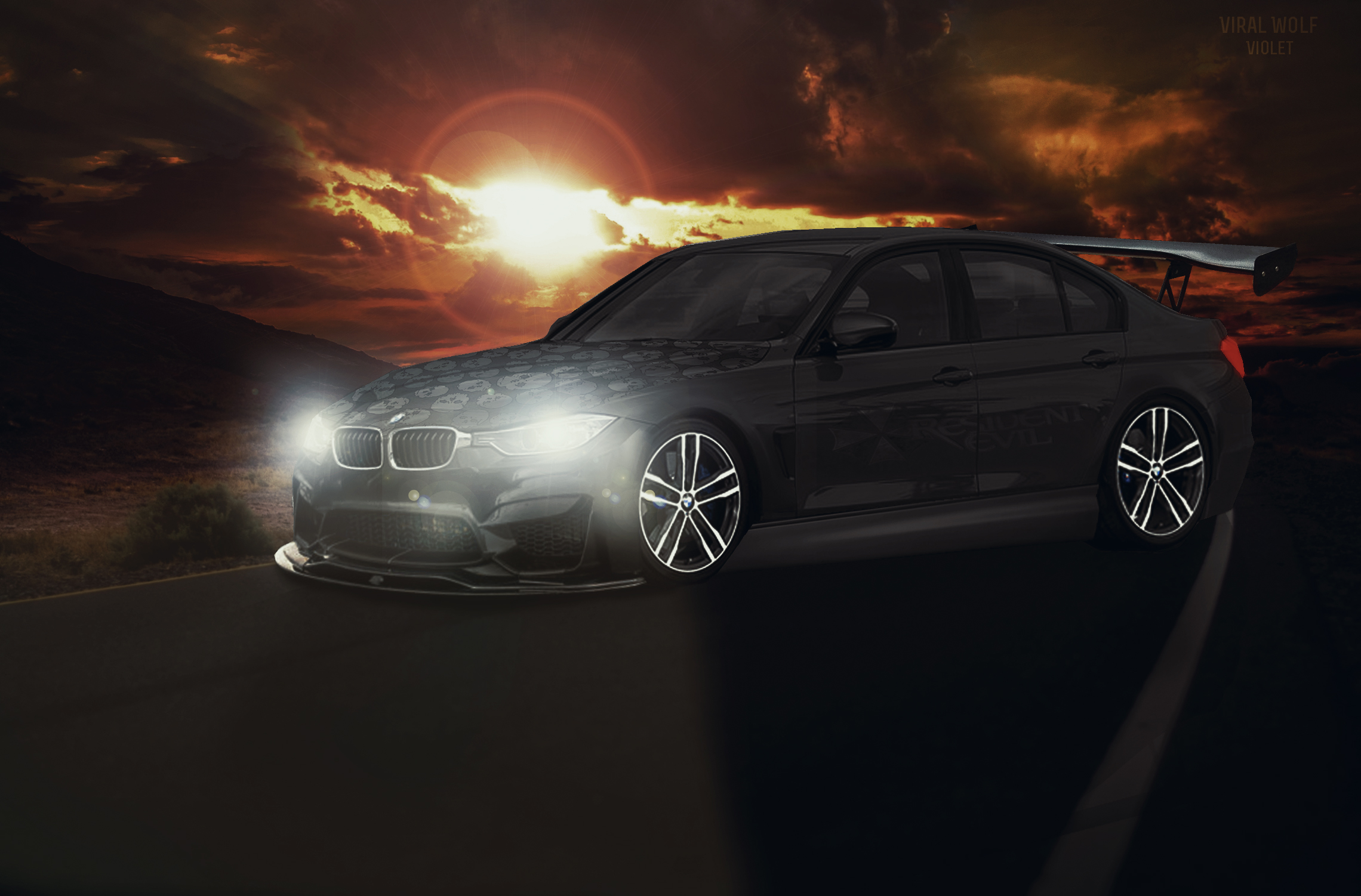 Waiting For You (BMW m3)