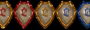 Lordaeron Shield Variations