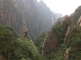 Wallpaper: Huangshan Mountain 1/3
