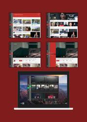 A Modern Media Center / Windows 10 Google: Desktop