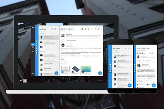 Windows 10 Google: Mail (Final)