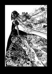 The Bride by NataliRusanova