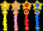 Go Princess Star Rods