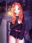 Rose - BlackPink - FanArt