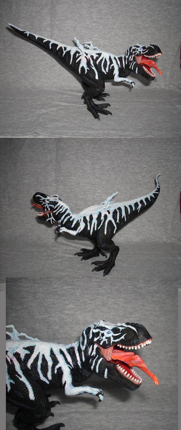 VENOMSAURUS REX CUSTOM FIGURE by grayfox78
