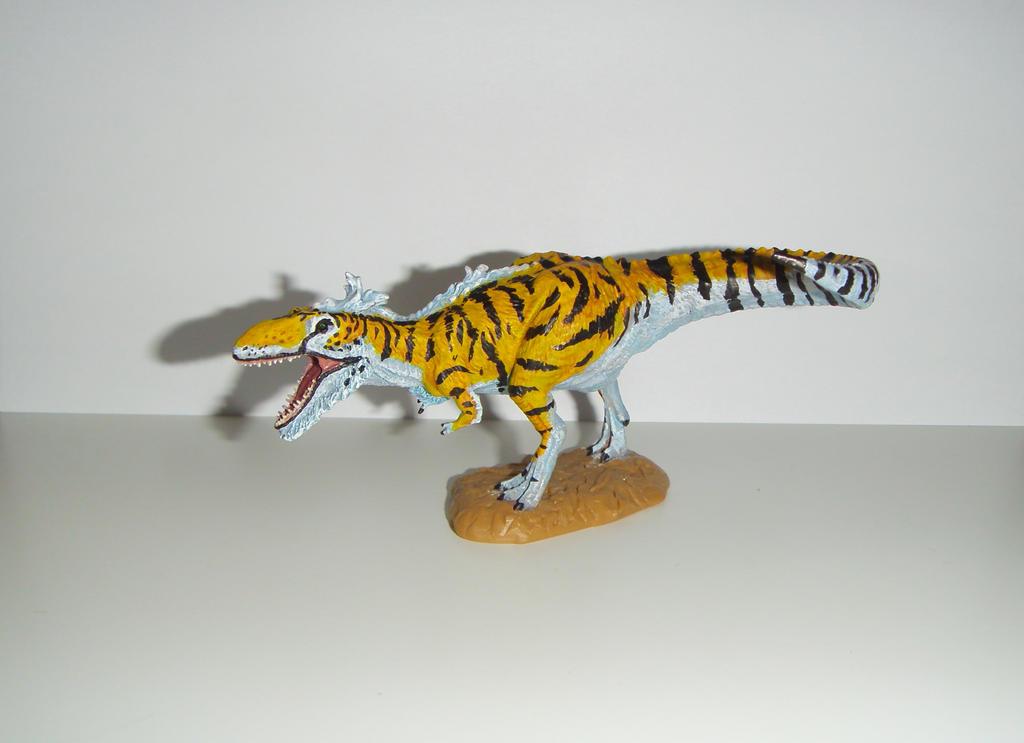 SIBERIAN TYRANNOSAURUS REX by grayfox78