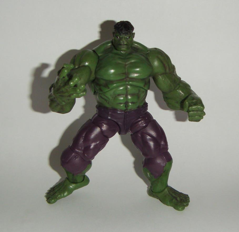 CUSTOM Hulk total destruction by grayfox78