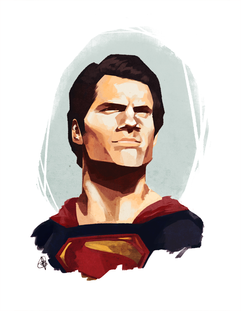 Man of Steel by eightbreeze