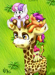 Friendship is WILD -- Cutie Mark Safari