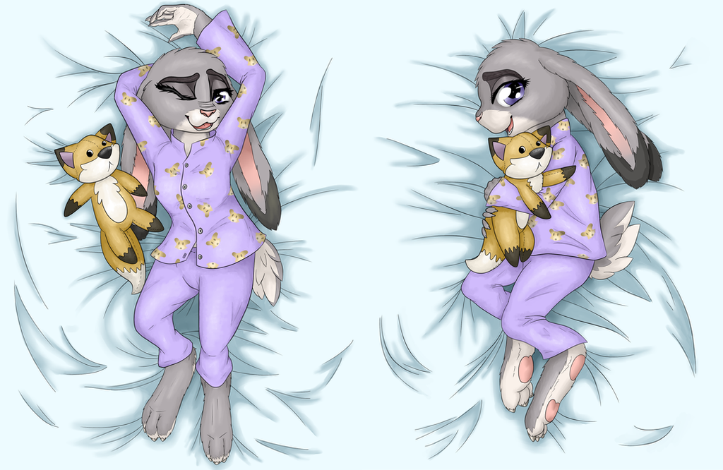 Brand new Judy Hopps Mini-Dakimakura by VictoryDanceOfficial on DeviantArt TP52