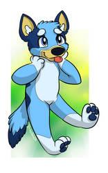 It's Bluey!!!
