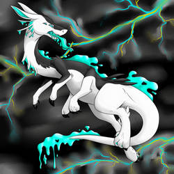 Tux the Monster Dragon