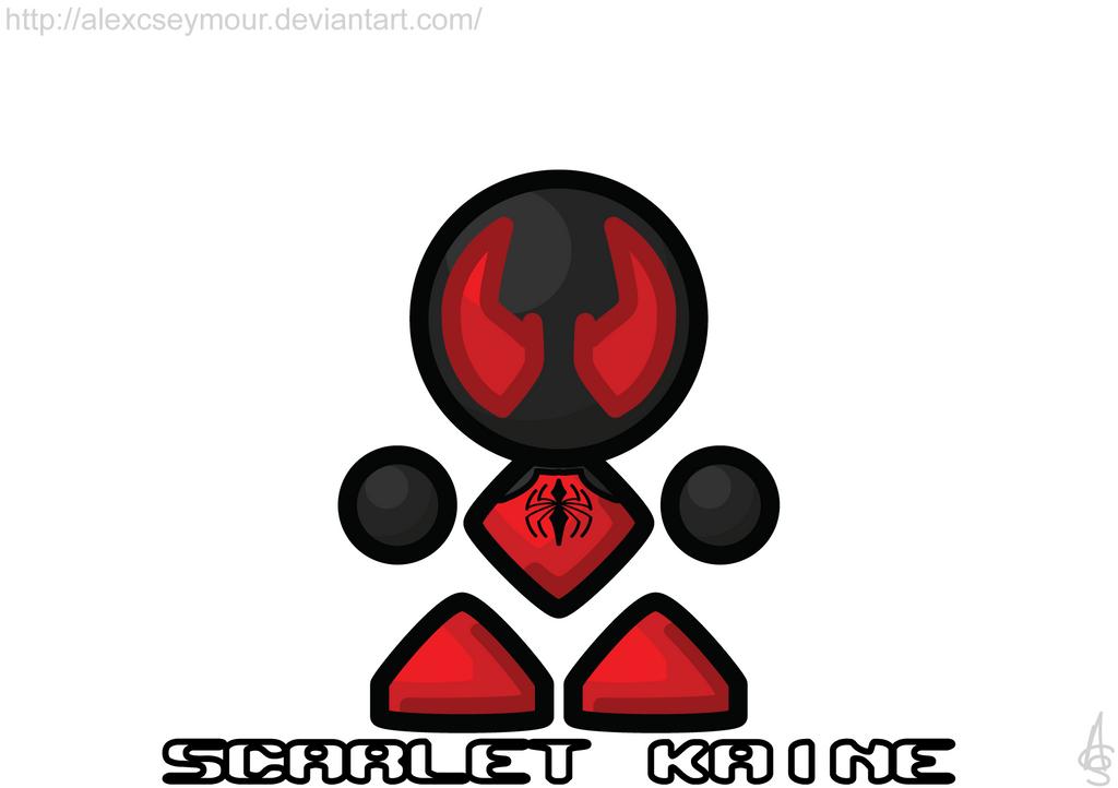Scarlet Spider Kaine By Alexcseymour On Deviantart