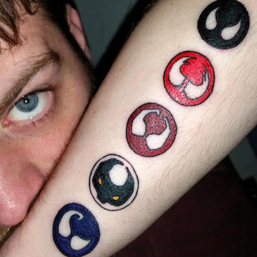 symbiote tattoo by alexcseymour on deviantart