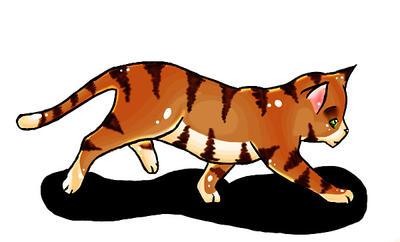 CG Cat by Skittlepup