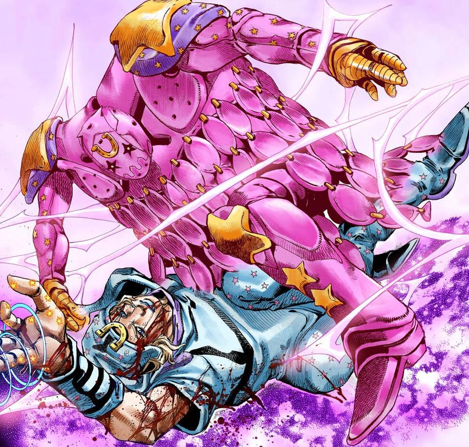 Johnny Joestar Rides Into Death Battle By Crashrexez On Deviantart