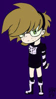me in the Invader Zim art style