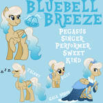 Official Bluebell Breeze Reference Sheet