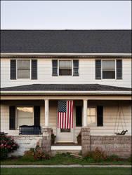 Patriotic House in Churubusco