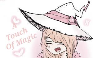A Touch Of Magic by ieatzteddybearz