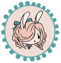 Bunny Badge~