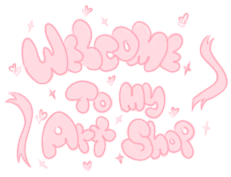 Art shop header by ieatzteddybearz