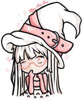 Pixie Witch Purble by ieatzteddybearz