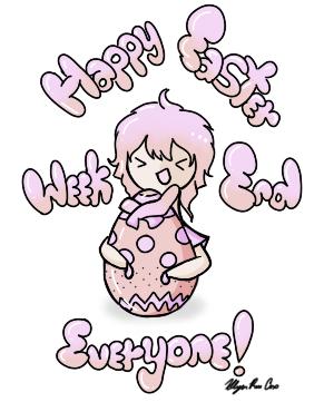 Happy Easter Weekend! by ieatzteddybearz