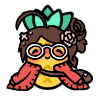 Pineapple cutie by ieatzteddybearz