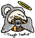 One Tough Cookie by ieatzteddybearz