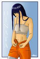 Hyuuga Hinata :As Adult: by F0RG0TTEN