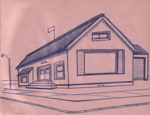House Sketch 01