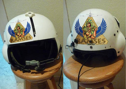 Escarapela RAMSES Boceto 01