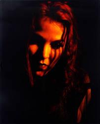The Goddess Karin by tedwin