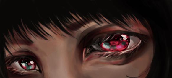 Eyes by aegeanmist