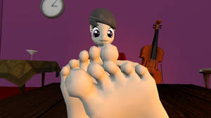 Octavia's new close up