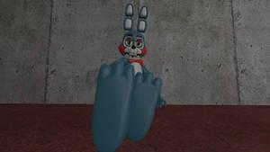 Toy Bonnie feet 2 (request)