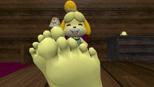Isabelle relaxing 3 (request)