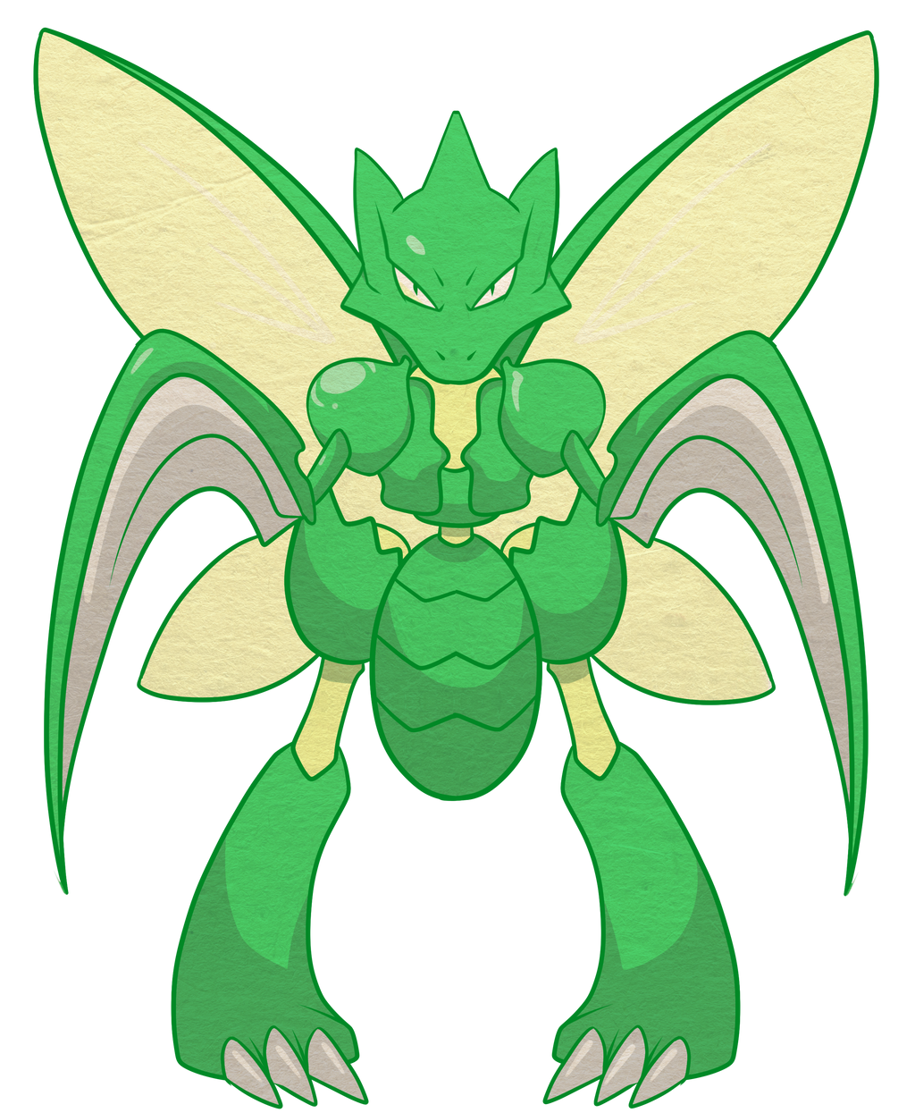 scyther 2 pokemon - photo #23