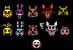 FNAF Pixels