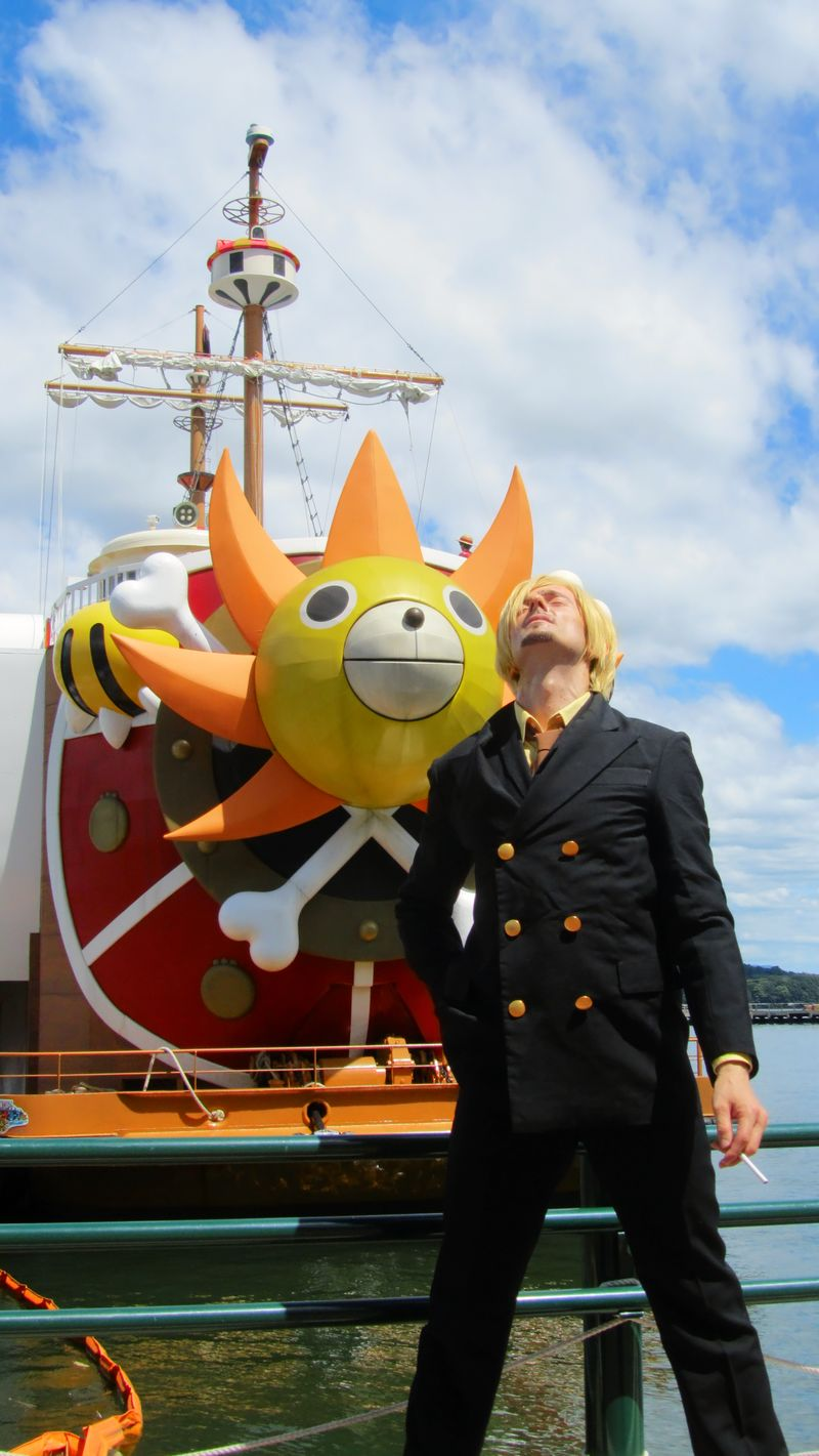 Sanji New World - One Piece