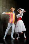 Bert and Mary - Mary Poppins