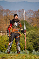 Garrett Hawke - Dragon Age 2 by Dariocosplay