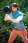 Flynn Rider - Tangled Rapunzel by Dariocosplay